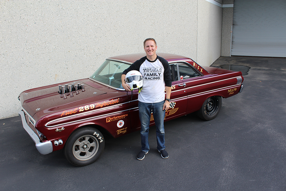 "My First Race Car"" Mike Thomas\'s \'64 Falcon - Car Kulture Deluxe"