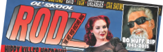 Ol' Skool Rodz Cover
