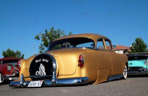 Dead Sleds Car Show