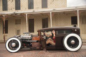 Downtown Brown – '30 Model A Tudor
