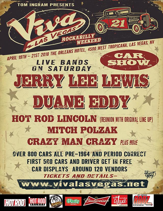 Viva Las Vegas Ad